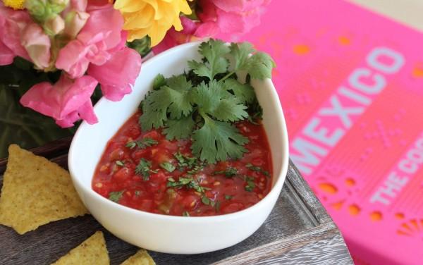 Salsa Tomate Roja Asada shora