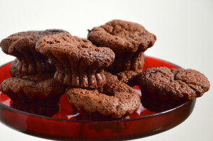 Čokoládové koláčky