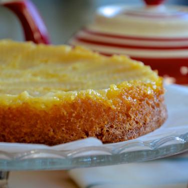 Jablečný koláč s francouzským šarmem