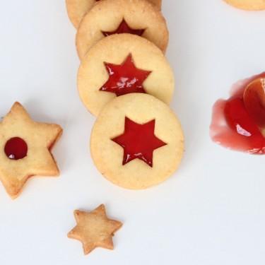 Linecké cukroví - tradiční české vánoční cukroví