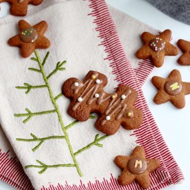 Perníčky - české vánoční cukroví