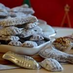Pracny - tradiční české vánoční cukroví