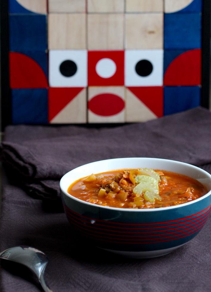 Nejvoňavější zeleninová polévka podle TASTE Actually