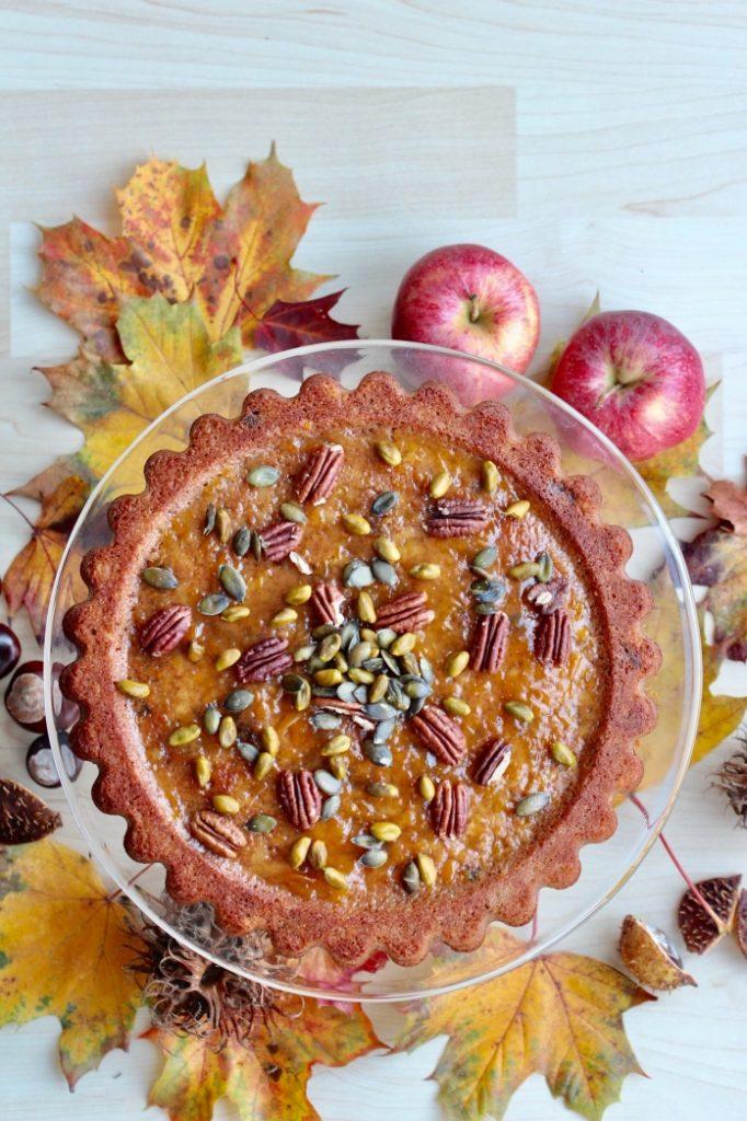 Jablkovy dortik