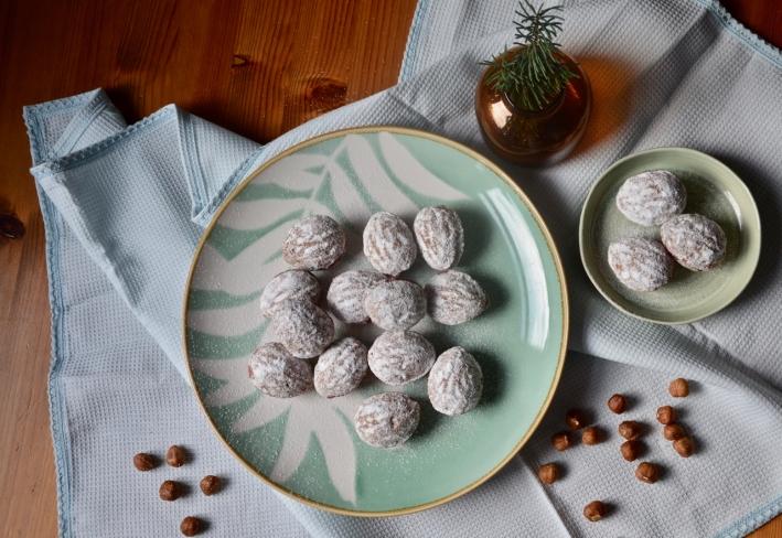 Ořechy - vánoční cukroví - TASTE Actually