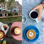 Na kolo a kávu do Utrechtu, ó ano!